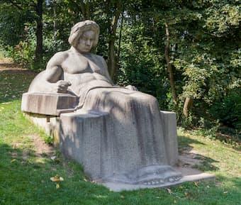 Peter Christian Breuer: Beethoven (1938) (Rheinaue, Bonn)