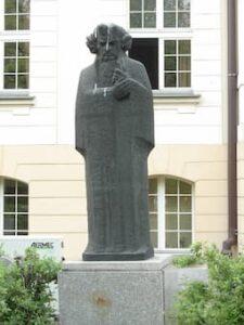Witold Marciniak: Beethoven (1970s) (Jan Kochanowski Park, Bydgoszcz, Poland)