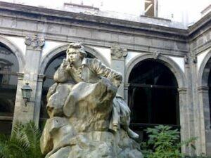 Francesco Jerace: Beethoven (1895) (Naples Conservatory)