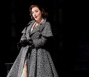 Italian soprano Rosa Feola