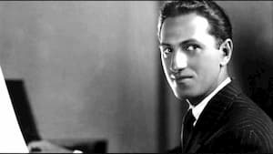 George Gershwin became world famous with his Rhapsody in Blue.