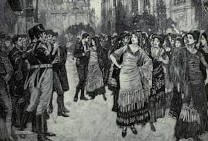 Habanera from Bizet's opera Carmen is always a popular hit