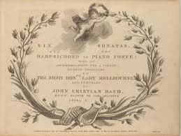 J.C. Bach's Keyboard Sonatas