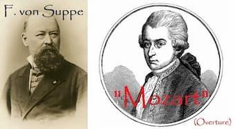 Franz von Suppé: Mozart Overture
