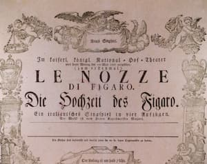 The overture to Mozart's The Marriage of Figaro is still one of the most popular pieces of classical music today