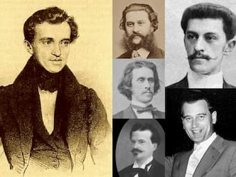 The Strauss dynasty