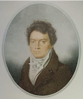 Letronne: Beethoven (1814)