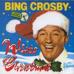 Bing Crosby's White Christmas recording in 1942