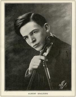 Albert Spalding