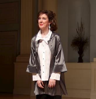 Pianist Anne-Marie McDermott