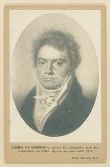 Ludwig van Beethoven, 1814