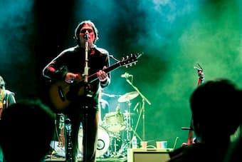 American indie rock band Bright Eyes