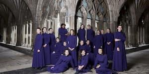 "Enjoy Canterbury Cathedral Choir's angelic ""Silent Night"""