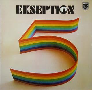 "Ekseption's album ""The Fifth"""