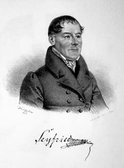 Since Beethoven did not specify the music to be played at his own funeral, all musical details of the service were entrusted to the conductor and composer Ignaz von Seyfried.