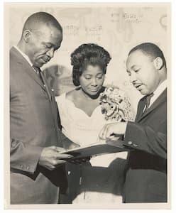 """Mahalia Jackson, """"Queen of Gospel"""""""