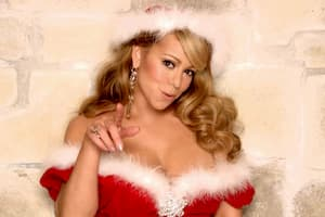 "Mariah Carey has been called ""The Queen of Christmas."""