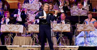 André Rieu and the Johann Strauss Orchestra