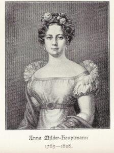 Anna Pauline Milder
