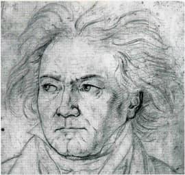Ludwig van Beethoven, 1818