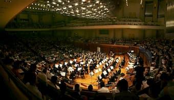 concert venue during pre-covid times