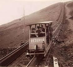 Funicula Railway to Mount Vesuvius