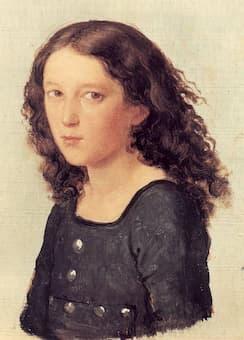 Mendelssohn at age 12, 1821