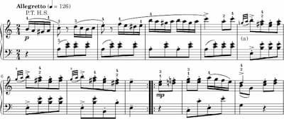 Mozart's Rondo Alla Turca