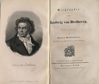 Beethoven biography by Anton Schindler