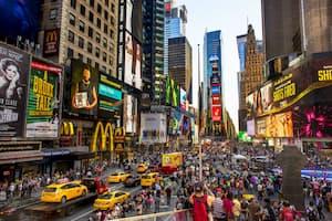 Times Square, New York Manhattan