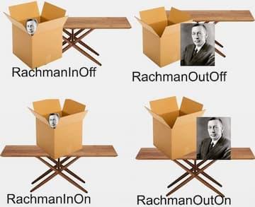 RachmanInOff? RachmanOutOff?