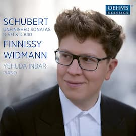 Schubert: Unfinished Sonatas [Yehuda Inbar]