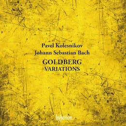 Bach: Goldberg Variations by Pavel Kolesnikov