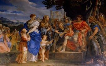 Ferri: Coriolanus at the Gates of Tome