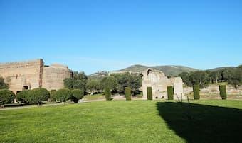 Hadrian's Villa today