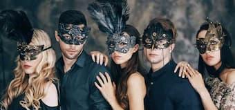 Masquarade masks
