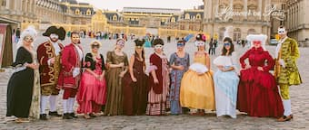Masquerade Ball in Versailles