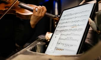 'A gamechanger for musicians': app offers library of interactive sheet music