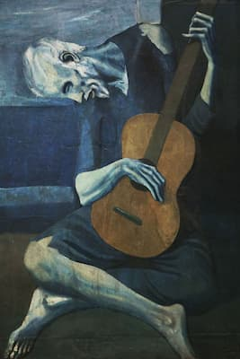 Musicians and Artists: Somers and Picasso