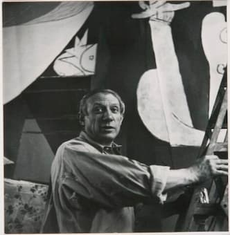 Musicians and Artists: Steffens and Picasso