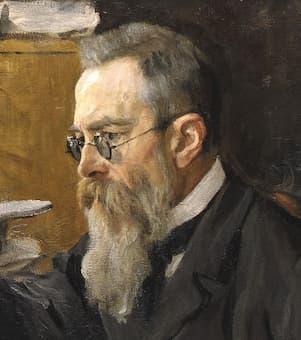 Nikolai Rimsky-Korsakov, Arensky's teacher