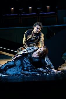 Salzburger Festspiele 2012 – Jonas Kaufmann und Emily Magee in Ariadne auf Naxos
