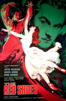 The Red Shoes (1948) movie poster