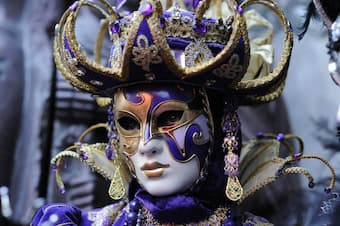 Carnival in Venice, 2019
