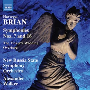 BRIAN, H.: Symphonies Nos. 7 and 16 (New Russia State Symphony, A. Walker)