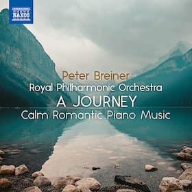 Peter Breiner: A Journey - Calm Romantic Piano Music, Vol. 2