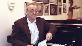 The Wisdom of Alfred Brendel
