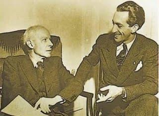 Béla Bartók and György Sándor