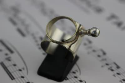Flute tube ring
