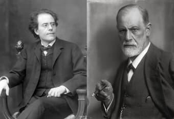 Gustav Mahler and Sigmund Freud